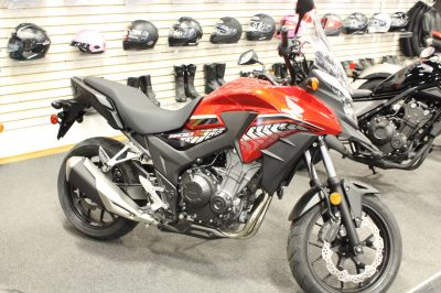 2017 Honda CB500X Dual Purpose Motorcycles Adams, MA