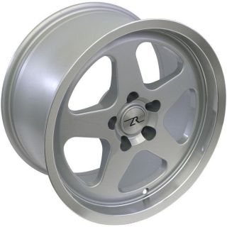 """Find Silver Mustang Saleen SC Replica Wheels 17x9 1994-2004 Rims Deep Dish 17"""" INCH motorcycle in Katy, Texas, US, for US $414.00"""