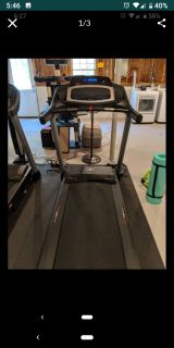 Norditrack treadmill
