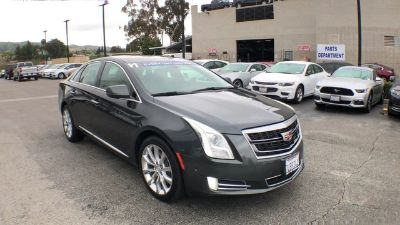 2017 Cadillac XTS Luxury Collection (gray)