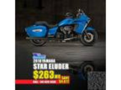 2018 Miscellaneous Yamaha Star Eluder GT Option Package