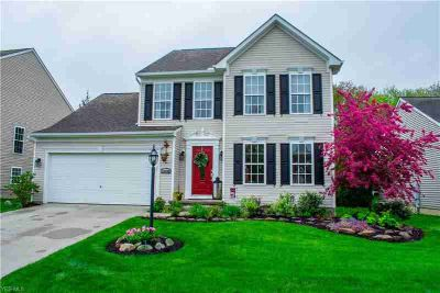 10458 Townley Ct AURORA Three BR, Absolutely stunning colonial