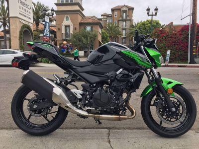 2019 Kawasaki Z400 ABS Sport Marina Del Rey, CA
