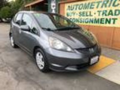 2012 Honda Fit 5-Speed AT Gray,