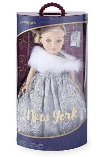 Journey Girls Special Edition New York Holiday Doll New in Box