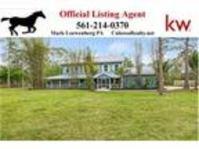 Oversize & Private 6.17 Acres with Beautiful, Well Built Home With Wrap Around