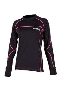 Purchase YAMAHA OEM Women's Yamaha Base Layer Shirt with Outlast LG Large motorcycle in Maumee, Ohio, US, for US $39.99