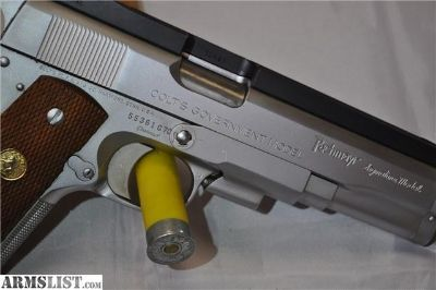 For Sale: Colt 1911 Series 70 Government Pachmayr Signature