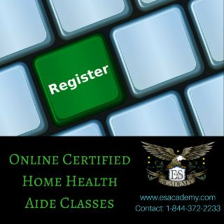 Online Certified Home Health Aide