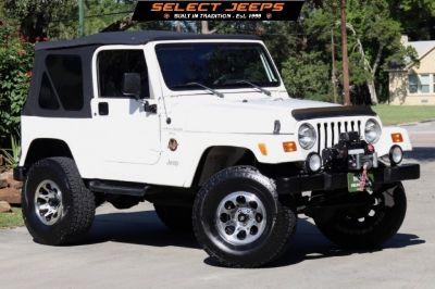 1998 Jeep Wrangler Sahara 2dr Sahara