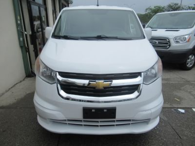 """2017 Chevrolet City Express Cargo Van FWD 115"""" LS (Designer White)"""