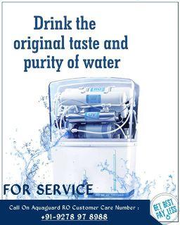 Aquaguard RO Customer Care in Cuttack @ 9278978988