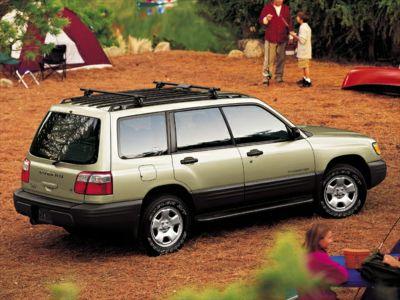 2002 Subaru Forester L ()