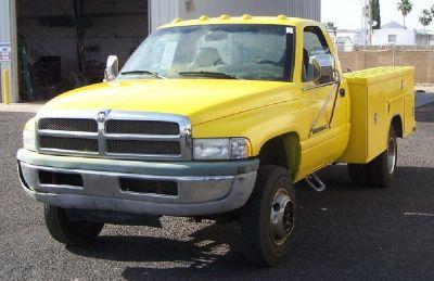 1999 Dodge Ram 3500 Utility
