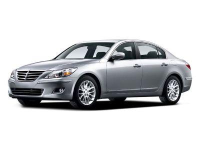 2009 Hyundai Genesis 3.8L V6 (Black)