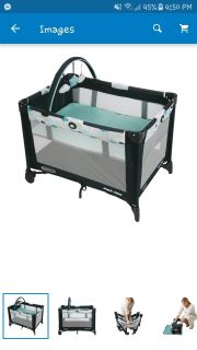 ISO Pack n play with bassinet option