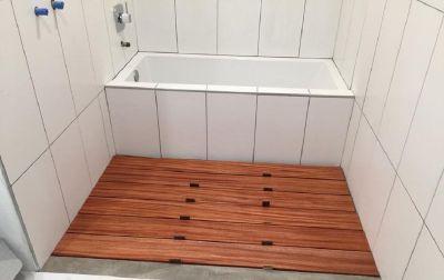 TILE SETTER-BATHROOM REMODELS-FLOORING