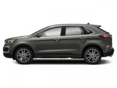 2019 Ford Edge SEL (Baltic Sea Green Metallic)