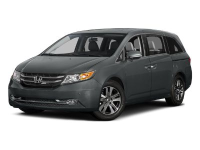 2015 Honda Odyssey Touring (Obsidian Blue Pearl)