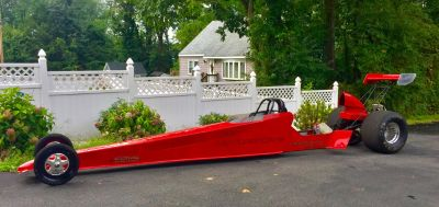 Dragster Roller w/trans, sell/trade, Harley Chopper or ?