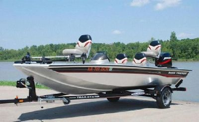 2004 Bass Tracker Pro Crappie 175