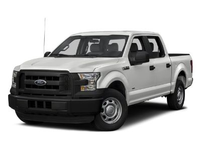 2015 Ford F-150 XLT SuperCrew 5.5-ft. Bed 2WD (Silver)