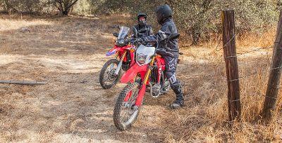 2017 Honda CRF250L ABS Dual Purpose Motorcycles Irvine, CA