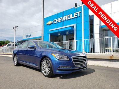 2015 Hyundai Genesis 5.0L (Ibiza Blue)