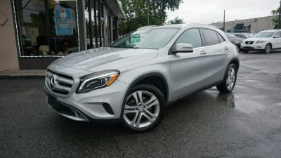 2016 Mercedes-Benz GLA 4MATIC 4dr GLA 250 (Polar Silver Metallic)