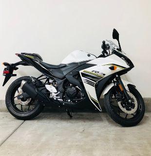 2017 Yamaha YZF R3 ABS
