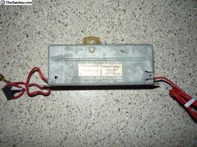 Blaupunkt Radio Power Converter 6-12V