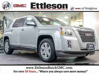 Used 2014 GMC Terrain FWD 4dr