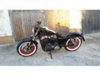 2015 Harley Davidson Forty Eight 48 Bobber