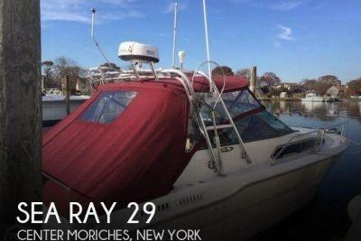 1985 Sea Ray 29