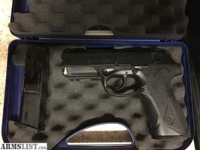 For Sale: Beretta PX4 .40 S&W w/ Night Sights