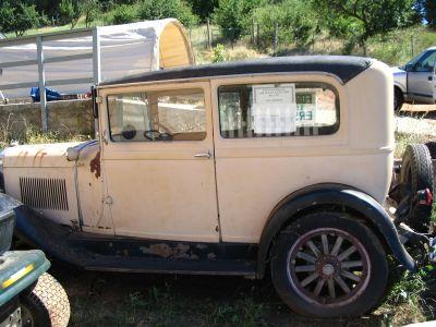 1928 Studebaker Erskine
