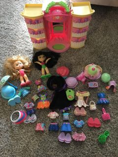 Snap and style dolls
