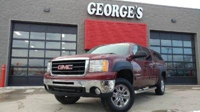 2009 GMC Sierra 1500 Hybrid Base 4x4 Crew Cab 5.8 ft SB w/3HA
