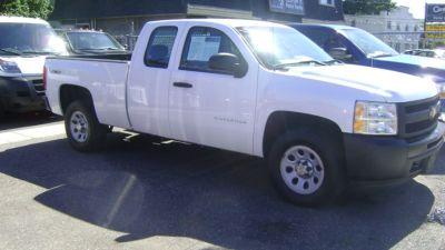 2013 Chevrolet Silverado 1500 Work Truck (Summit White)