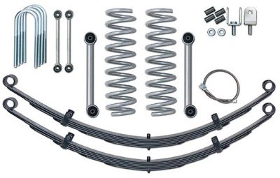 "Sell Rubicon Express RE6025 Super-Ride Suspension Lift Kit 84-01 CHEROKEE 3.5"" Lift motorcycle in Naples, Florida, US, for US $689.83"