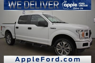 2019 Ford F-150 (Oxford White)