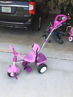 Little tikes push tricycle