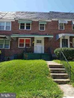 924 Wicklow Rd Baltimore Three BR, This adorable Townhome offers
