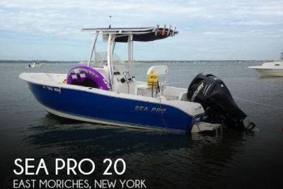 2008 Sea Pro 20