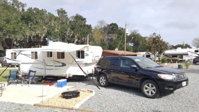 2007 Trailmanor 2720SL