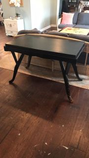 Gorgeous and Unique CASTRO CONVERTIBLE TABLE - See all photos