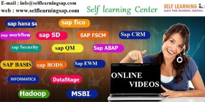 Want to learn Any SAP Course through Self Learning? Contact us for the information on our email.