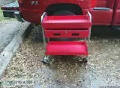 rolling utilty cart