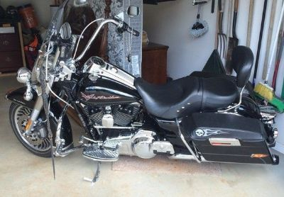 2009 Harley-Davidson Flhr-Road-King