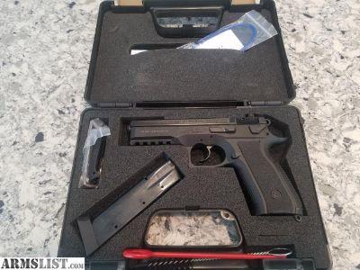 For Sale: CZ SP-01 Phantom
